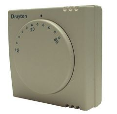Drayton RTS1 room thermostat spst 240v