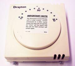 Invensys Drayton RTS4 4-room thermostat (SPDT)