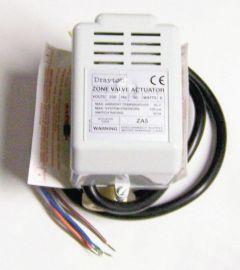 Invensys Drayton ZA5/679 2 port motorised valve 22mm