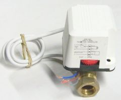 Sunvic SZMV2305 2-port motorised valve 22mm