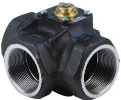 Schneider Electric MBX4651 3 port low pressure hot water valve 2 cv=32