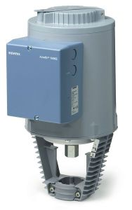 Siemens SKB62 high torque spring return actuator 0-10vdc