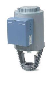 Siemens SKC62 high torque spring release actuator 0-10vdc