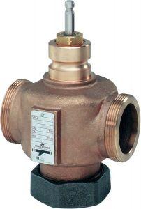 Siemens VVG44.40-25/C 2 port valve 40mm cv=25.0