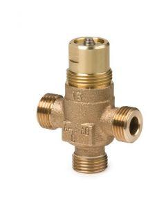 Siemens VXP45.25-10/C 3-port valve plus coupling 25mm KVS=10