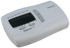 Drayton Digistat Plus 2 24hr digital thermostat 240v