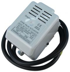 Invensys Drayton ZA6 actuator with end switch 230v
