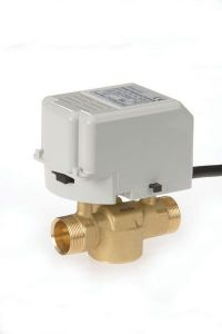 Invensys Drayton ZA5/679/2 actuator for zone valve