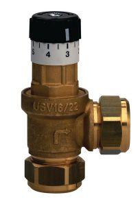 Siemens BPV22 bypass valve 22mm