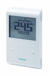 Siemens 7 day mains powered programmable room thermostat
