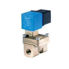 Danfoss EV220W NC solenoid valve 22B G 1E and AS230AC coil