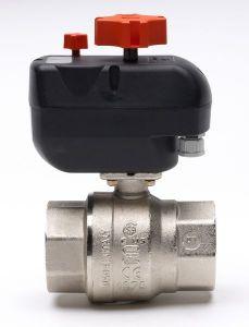 Essco Esbe ESS-2291N-230V-040 2 way valve and actuator 1 1/2 230v