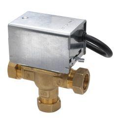 Honeywell V4073A 1063 mid position valve 240v
