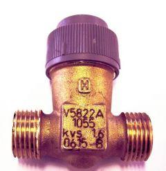 Honeywell V5822A1055 2 port valve dn15 15mm kv=1.6