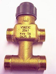 Honeywell V5823C2041 4 port valve dn15 15mm kv=1.6