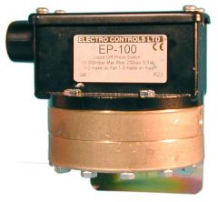 Electro Controls EP-100 water difference pressure switch 10/300mb