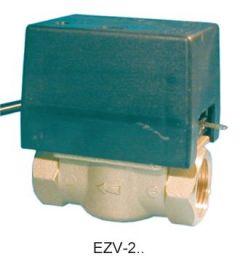 Black Electro Controls EZV-212 2-port motorised valve 15mm