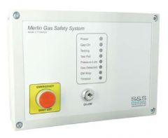 S & S Nltd S and S Northern Merlin 1000S gas proving system