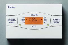 Invensys Drayton LP112 24hr programmer