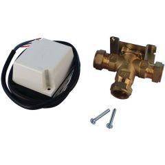 Danfoss HS3 3 port valve with HSA3 22mm