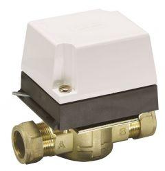 Danfoss HP28B 2-port valve and HPA2 28mm