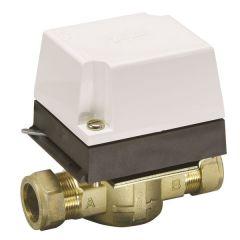 Danfoss HP22B 2 port valve 22mm