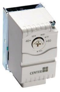 Center cylinder thermostat 40-80c