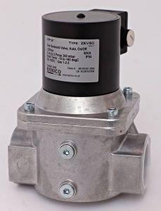 Fantini Banico ZEV65 gas solenoid valve automatic-reset 2.1/2 230v