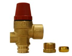 Altecnic PARTS 87161424220 SAFETY RELIEF VALVE