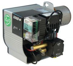 Eogb X400 standard oil burner 80mm 14-36kW