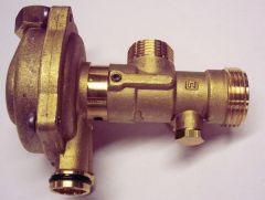 Alpha 3.012752 diverter valve