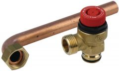 Johnson and Starley 1000-0019015 pressure relief valve