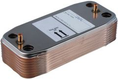 Johnson and Starley 1000-0301535 plate heat exchanger
