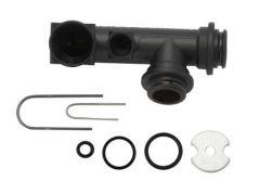 Bosch Worcester 87161412210 primary flow manifold