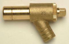 Polybld Polypipe Polyplumb PB3615 draincock 15mm Brass