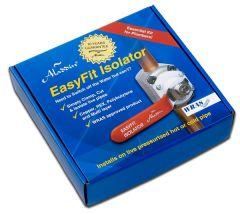 Aladdin EasyFit EZF06 isolator valve starter 22m