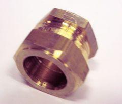 Pegler Yorkshire Kuterlite K651 stop end 22mm