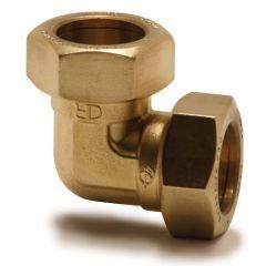 Pegler Yorkshire Kuterlite K915 90deg elbow 28 mm