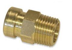 Pegler Yorkshire Tectite Sprint TT3 male iron straight connector 28mm x 1