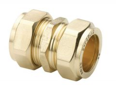 Wolseley Own Brand Center Center Brand compression straight coupling 28mm