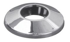 Flamco Brefco Supaplate fixing 15mm Chrome Plated
