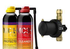Adey Magnaclean atom chemical pack rapide 22mm