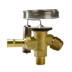 Danfoss TS2 flare/solder thermostatic expansion valve R452A