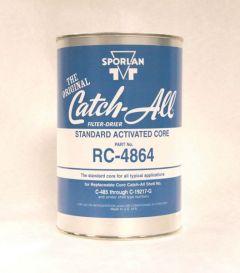 Auriema Sporlan RC-4864 replacement filter drier core