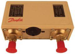 Danfoss KP15 high/low pressure manual/auto reset switch