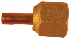Danfoss solder adaptor 1/4
