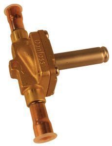 Danfoss EVR 10 normally closed solenoid valve 1/2''