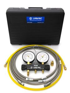 Javac PVR pressure and vacuum manifold