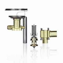Danfoss TE5 angled solenoid valve body