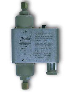 Danfoss MP55 differential pressure switch 0.3/4.5bar